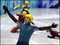 オリンピック史上最もラッキーな金メダリスト