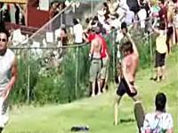 ノリノリ少年⇒大ダンスサークルに!の別角度から撮影された動画発見