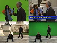海外ドラマのCG技術が半端ねぇ!実際の撮影現場と合成後の映像を比較