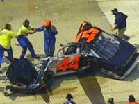 衝撃のクラッシュ!奇跡の生還!【NASCAR】