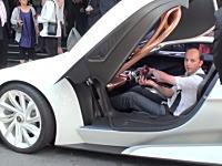 シトロエンが一台だけ制作した夢のスーパーカー「シトロエンGT」のビデオ。