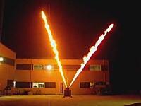 やたらノリノリな火炎放射システムwwwwwこれはとても素敵だwwwww