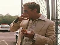 ブラッド・ピットが映画の中で食事をしているシーンの映像集。立ち食い多いw