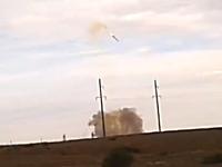 これは焦る。打ち上げ失敗したロケットがこちらの方角に飛んで来たらw
