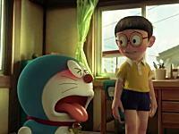 3DCGアニメとなって2014年に公開予定のドラえもん劇場版の予告動画がキタヨ。