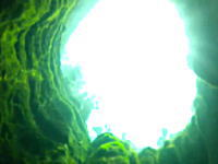 これまでに8名が亡くなっているとされる泉の洞窟に潜ってみた動画。jacob's well