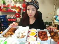 韓国で食事動画をネットで公開して月に100万円を稼ぐ女性がいるらしい動画。