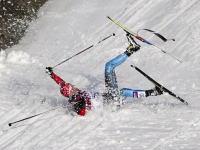 ソチリンピックで感動。ロシアの選手をライバルのカナダのコーチが助ける。