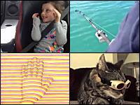 ハイパフォーマンスカーに幼女を乗せてみた動画が可愛すぎる。1000mg小ネタ。