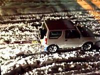 関東の大雪でこのジムニーがTSUEEEEE!と今おおきな話題になっているビデオ。