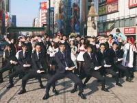 須藤元気さんのWORLD ORDER秋葉原が新しく公開される。ヲタ芸も披露。