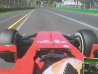 これが【F1】新時代!2014年のオンボード映像はこんな感じ。フェラライコネン。