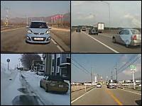 中国の事故現場で目撃された「事故ってた車」がすごいドライブレコーダー。