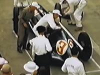 F1のピット作業63年の進化。1950年と2014年のピット作業を比べてみましょう動画