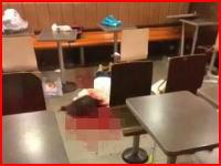 マクドナルド殺人事件。ナンパを拒否した女の子が男に鉄パイプで殴り殺される。