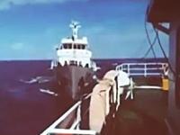 南シナ海で中国の船がベトナムの船に体当たり攻撃!の証拠映像が出てきたよ。