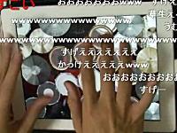 指ドラムの達人が凄すぎワロタwww「X JAPAN Silent Jealousy」すげえwww