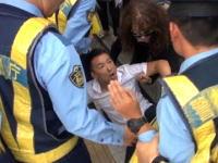 山本太郎議員が警察の必殺技「転び公房」的なワザを使ったとして2のchで話題に。