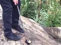 イエス。これがパットパットゴルフのスーパープレイだ!イエス。楽しそうすぎワロタw