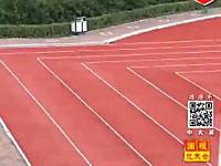 さすが中国www新しく建設された陸上競技場をご覧くださいwww角度wwww