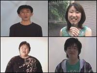 タレント・声優・俳優の卵たちのプロフィール動画がYouTubeにたくさんアップされていた。