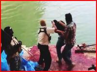 ISISが1700人を処刑した時のものとされる映像が公開される。再生注意度★★★★★