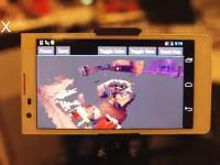 このアプリは凄いかもしれない。リアルタイム3Dマッピングがスマフォでできるようになるかも。