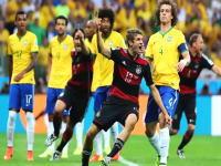 ワールドカップ準決勝ドイツvsブラジルが大惨事。無慈悲な7-1。ノイアーが神。