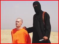 ISISがアメリカのジャーナリストを処刑する動画をYouTubeにアップ。ショッキング注意。