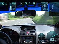 スバルWRX STIによるマン島フルアタック映像がキテタ!市販車四輪で最速ラップ。