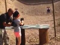 9歳の少女がUziでインストラクターを誤射して死亡させる。の動画がキテタ(((゚Д゚)))