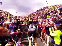 選手が撮影したツール・ド・フランス2014。ティンコフ=サクソが公開した迫力のビデオ