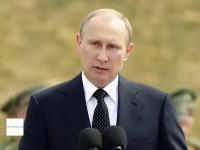 プーチンが演説中にウンコをかけられる動画が人気に。記念碑の式典にて。
