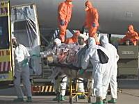 エボラ熱に感染した患者はこうして運ばれる動画。エボラ患者スペインへ上陸。