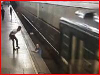 電車とホームの間に挟まれてグリグリされた男性。死亡。これはきっついな・・・。
