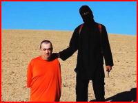 イスラム国が欧米人4人目の人質を殺害。その動画が公開される。再生注意。