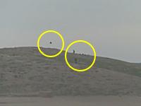 オーバーキル。イスラム国「この丘とったどー!」←を米軍が丘ごと破壊(((゚Д゚)))