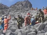 自衛隊が御嶽山の捜索活動の様子を撮影し映像を公開。これは地獄やな・・・。