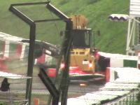 ジュール・ビアンキの事故の瞬間の映像がとうとう発掘される。これはあかん・・・。