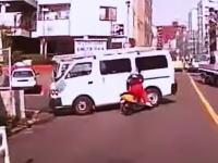 テレビで紹介されたネットの事故動画。eJAFMATEドライブレコーダーがTBSnesw23