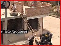 ペルーの警察怖すぎる。立ち退きを拒む住人に対して武力行使で1名が殺される。