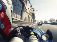 50年前のF1マシンでモナコGPのコースを走る。モナコ・ヒストリック・グランプリ
