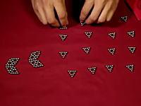 マグネットボールってこうやって遊ぶものだったのか。磁石の立体パズルの高度な遊び方。