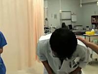 言葉が分からなだろうとブラジル人に日本人医師が「クソ死ね」と言った?動画が拡散中