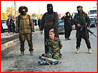 イスラム国による新たな斬首動画が公開される。モスルで捕らえたクルド人司令官を斬首。