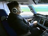 金正恩(キム・ジョンウン)がパイロットに!?アントノフ148を操縦する映像が公開される。
