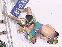 上位は骨がポッキリ折れるのだらけ(´°_°`)総合格闘技でのヤバい負傷映像TOP15