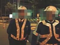 暴れてないのに「暴れんな!暴れんな!」これが大阪府警の暴行の手口と紹介されている動画が。