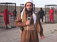 イスラム国が新たな殺害示唆動画を公開。一人ずつ檻に入れた21人の殺害予告。