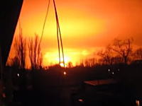 ウクライナに核爆弾が投下された!?とネットが一時騒然となった爆発の動画がキテタ